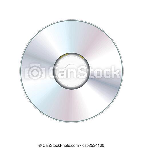compact disc - csp2534100