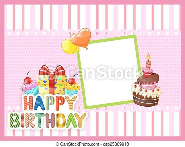 Cartoon Birthday Card Drawing Birthday Card Cartoon
