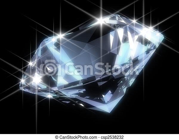 shiny diamond - csp2538232