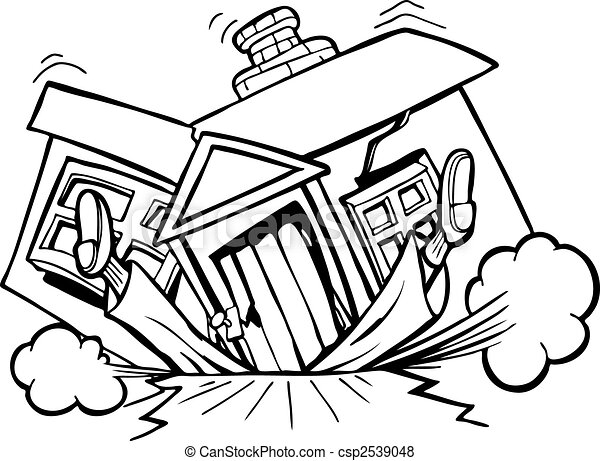 Coloring Pages Of Earthquakes
