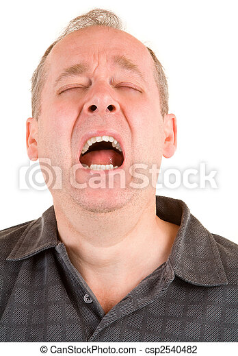 Sneezing - csp2540482