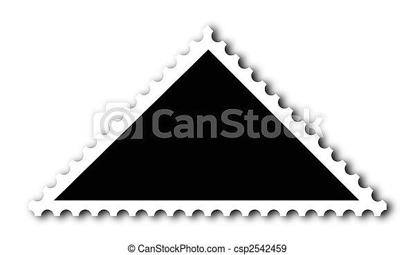 Stamp - csp2542459