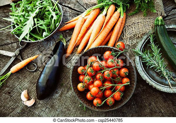grönsaken - csp25440785
