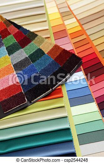 samples of a fabric - csp2544248