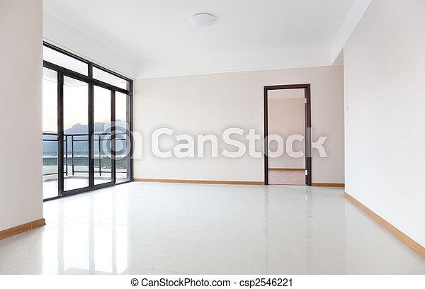 New Family Room - csp2546221