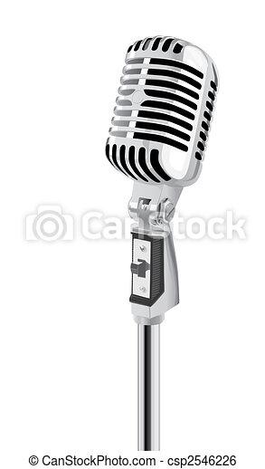 Microphone - csp2546226