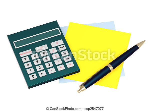 Calculation - csp2547077