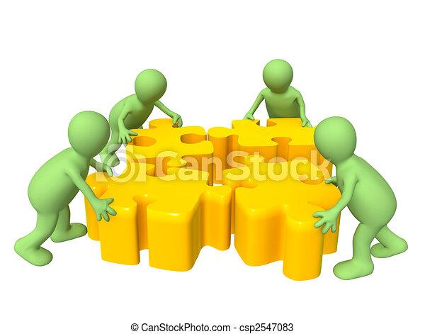 Teamwork - csp2547083