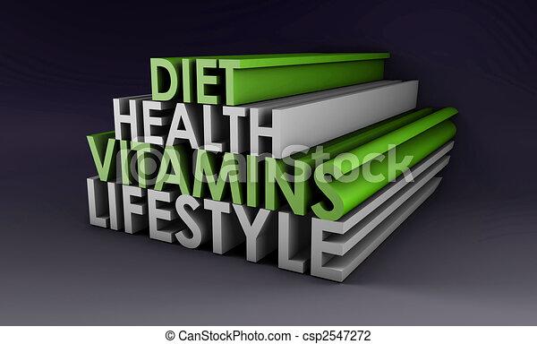 Healthy Lifestyle - csp2547272