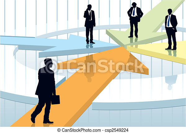 Business meeting - csp2549224
