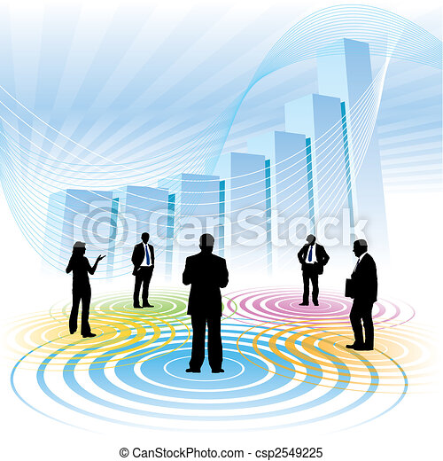Business meeting - csp2549225