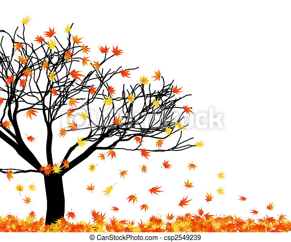 twisted leaves - csp2549239