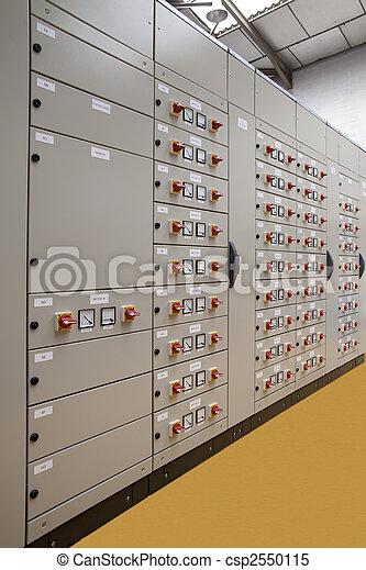 Vertical motors control center - csp2550115