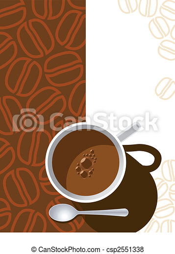 Coffee cup - csp2551338