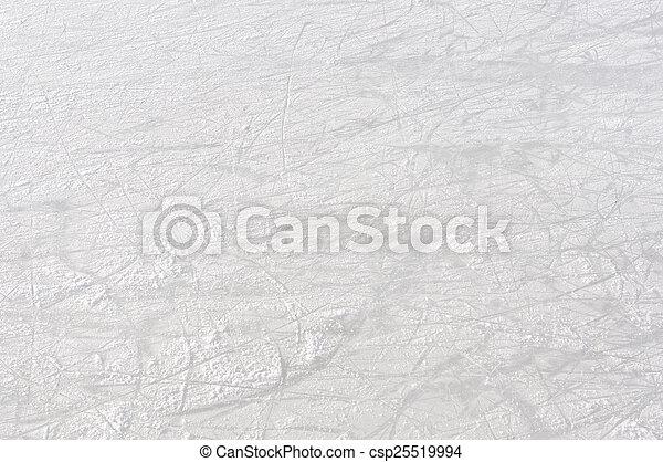 Ice rink background