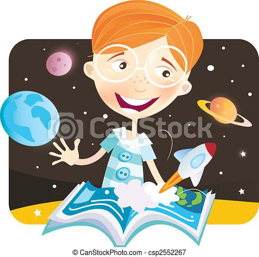astronomy clip art book - photo #34