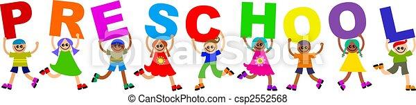 preschool - csp2552568