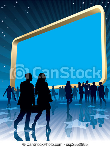 Large billboard - csp2552985