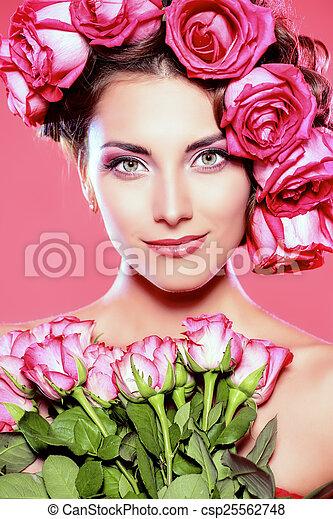 tende rose