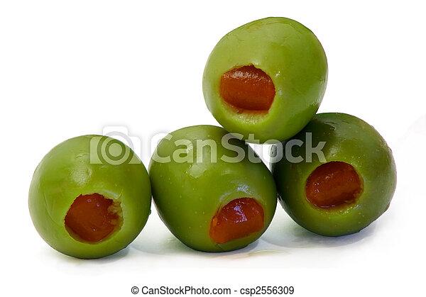 Olives - csp2556309