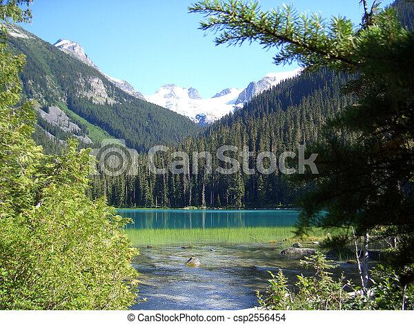 Mountain View - csp2556454