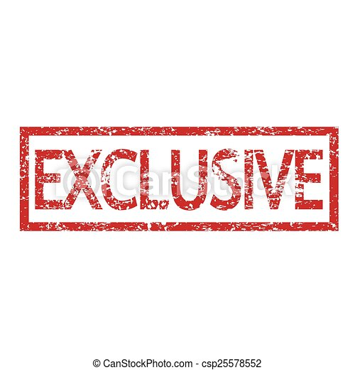 Exclusive Text Clipart Vector of stam...
