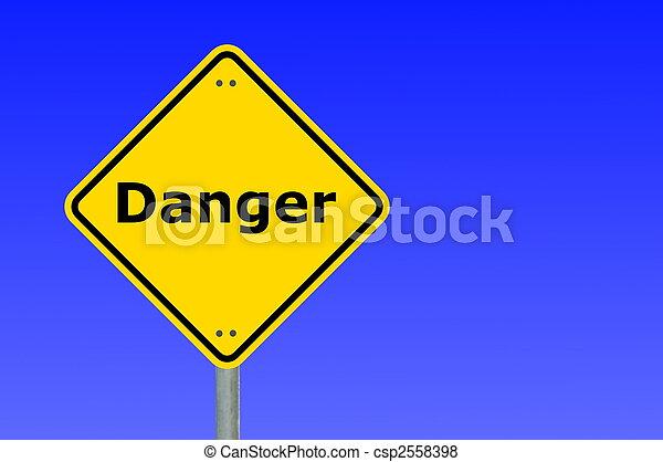 danger - csp2558398
