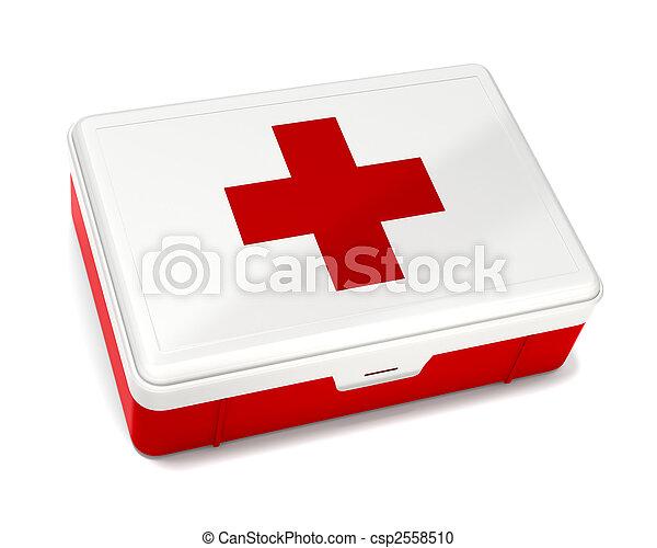 First Aid Kit - csp2558510