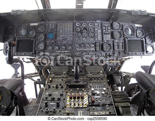 CH-46E - csp2558590