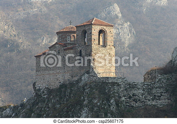 Asen's Fortress - csp25607175