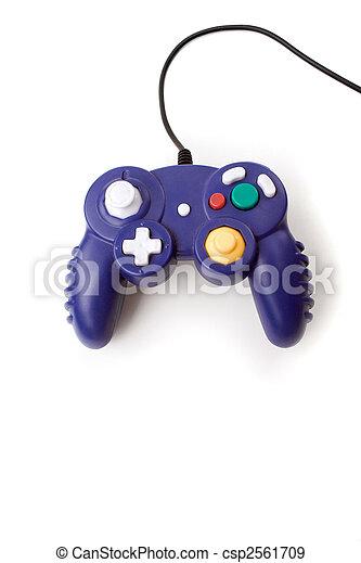 Video Game Controller - csp2561709