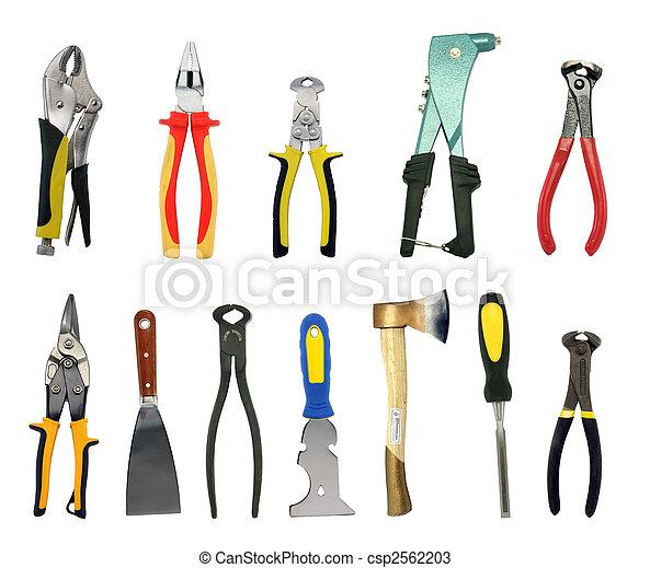 路徑, 剪, 工具 - csp2562203