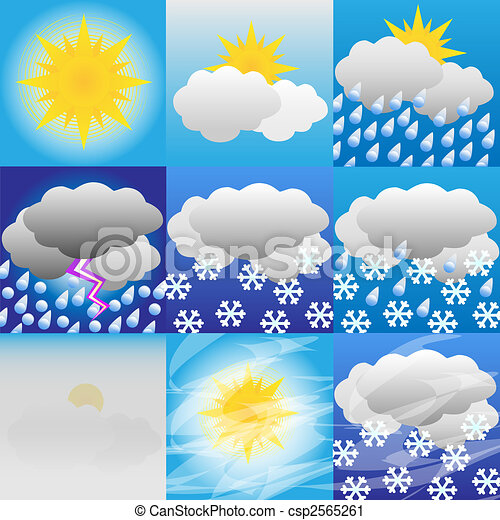 Weather-Meteorology - csp2565261