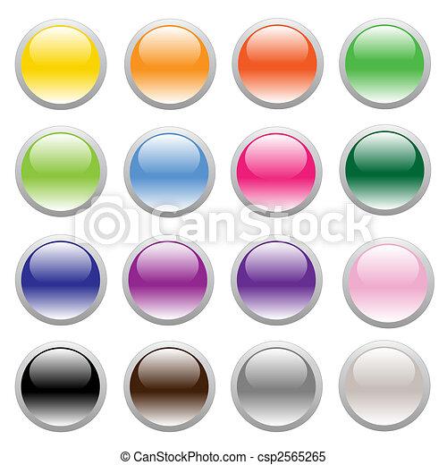 Buttons - csp2565265