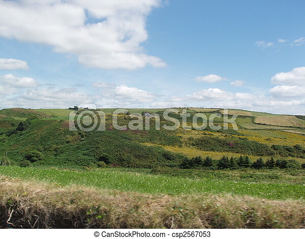 Countryside - csp2567053