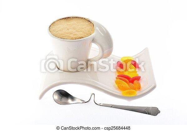 Tasse Gravity Grain De Cafe