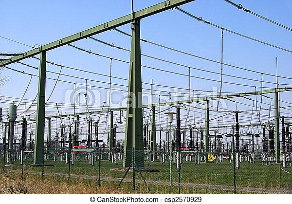 transformer station 04 - csp2570929