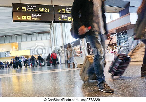 Airport - csp25722291