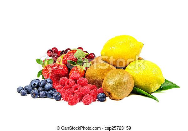 混合, フルーツ - csp25723159