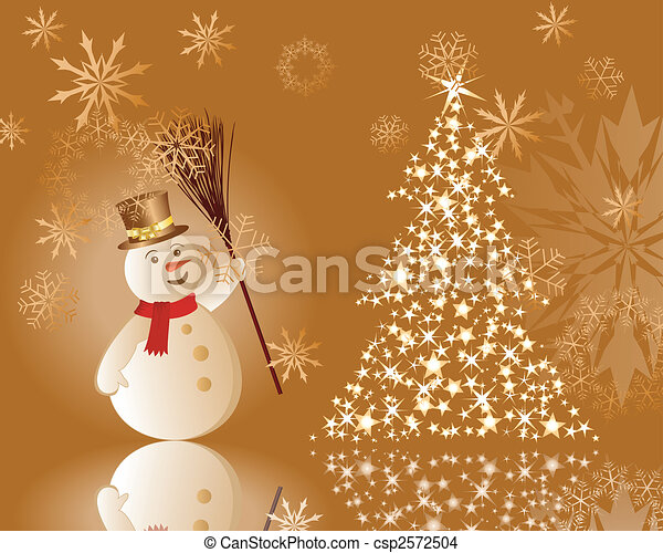 christmas background - csp2572504