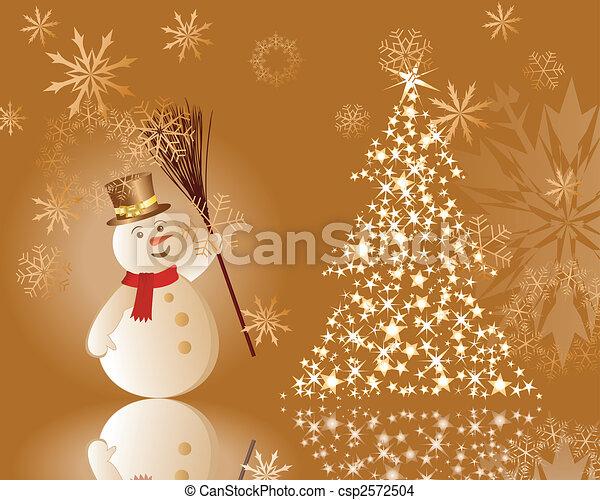 christmas background - csp2572504