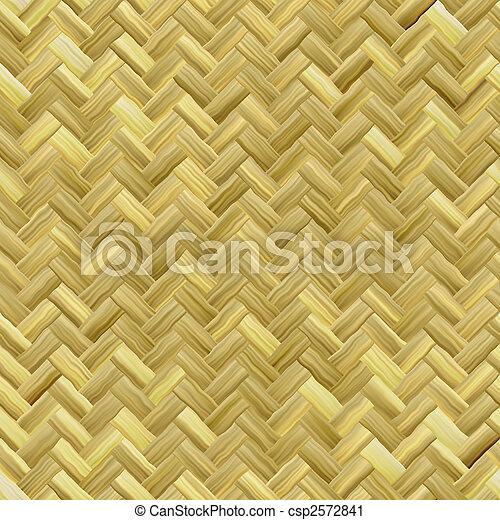 Basket Weave Pattern - csp2572841