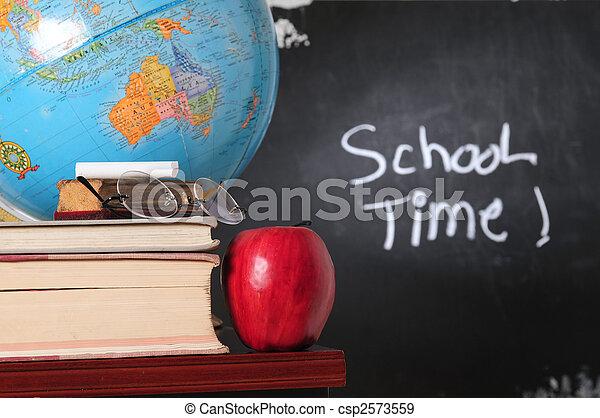 Education - csp2573559