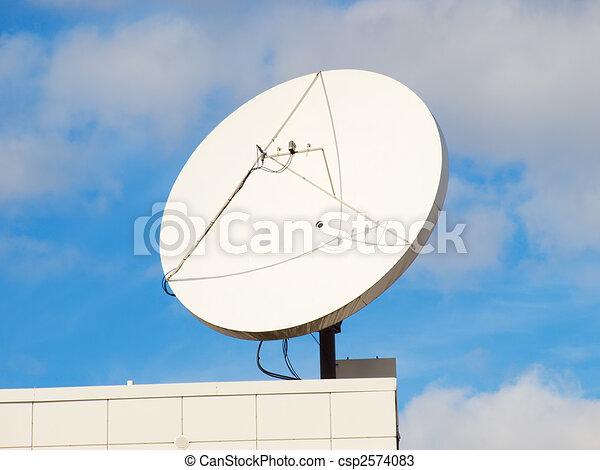 Satellite dish - csp2574083
