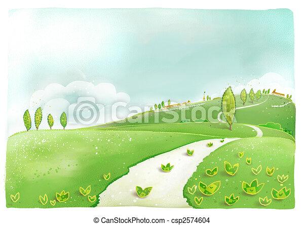 hill - csp2574604