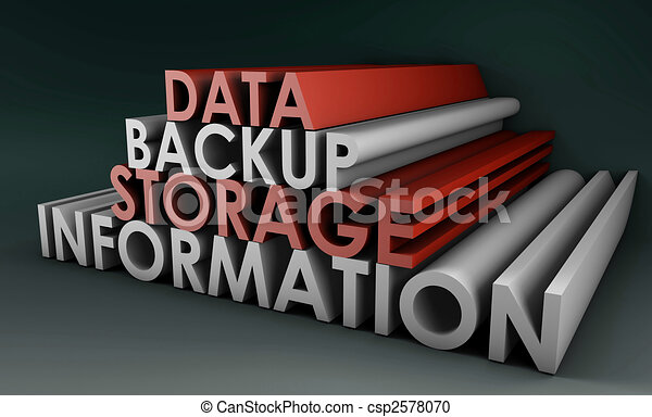 Data Backup - csp2578070