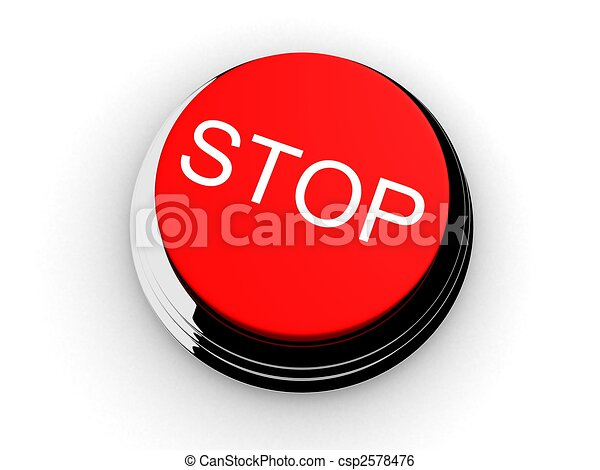 emergency button - csp2578476