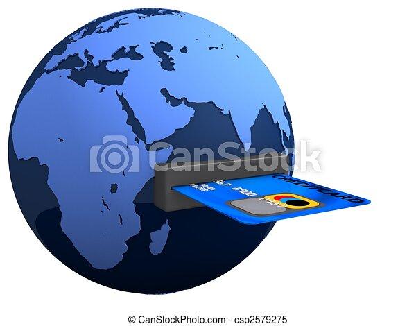global payment - csp2579275