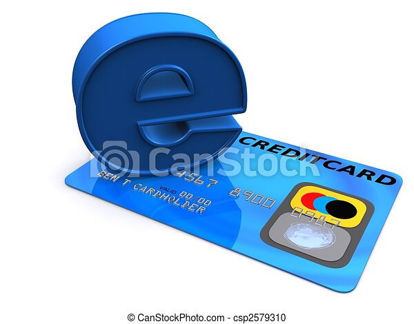 home banking - csp2579310