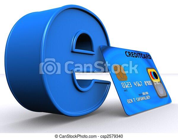 home banking - csp2579340